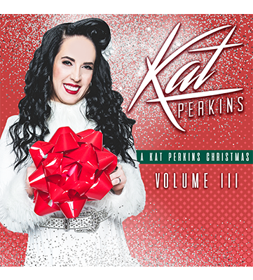 Image of A Kat Perkins Christmas Vol III