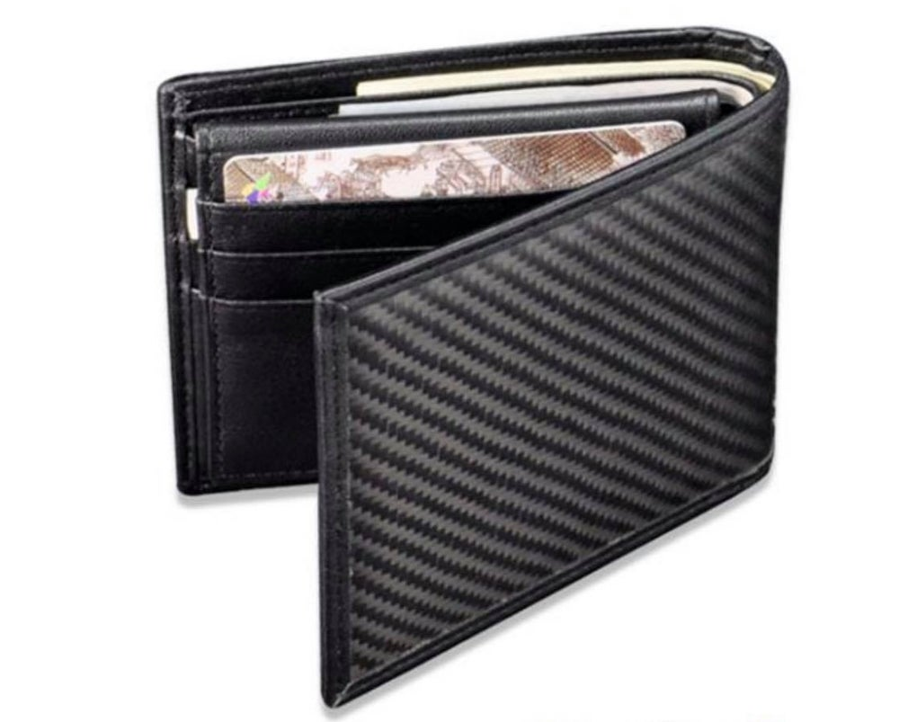 Image of Tailwag Classic Carbon Fiber Wallet