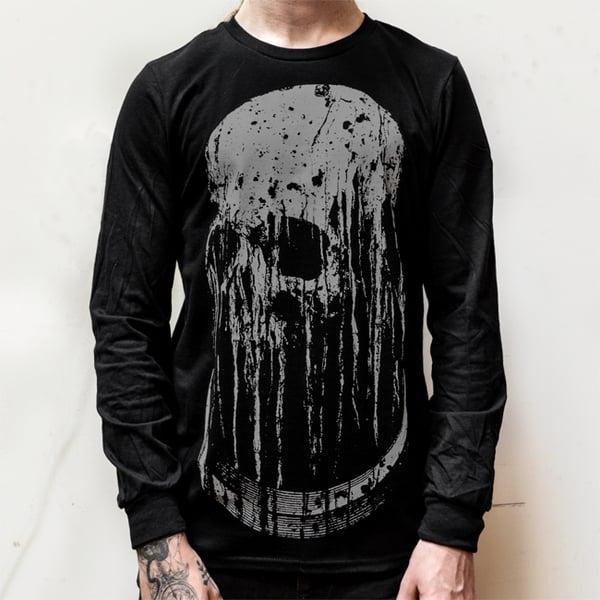 Image of 'Decay' longsleeve shirt