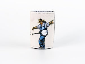 Image of 'Banjo Scarecrow' Stubby Holders
