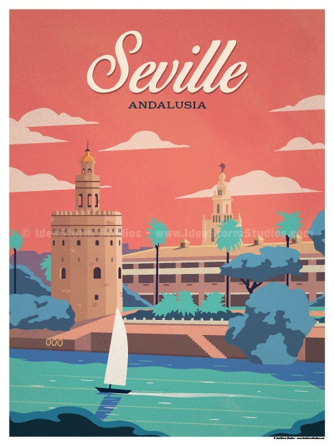Image of Seville Poster