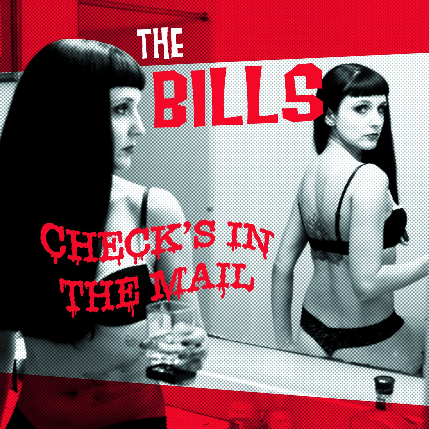 """Image of The Bills """"Check's In The Mail"""" CD"""
