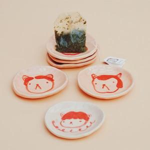 Image of Toupee Pet Dish
