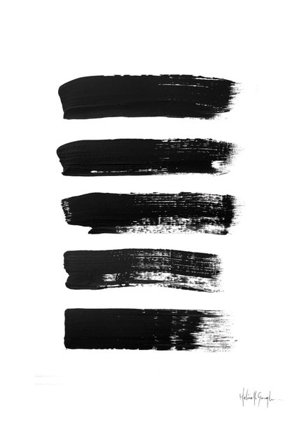 Image of Brush Strokes