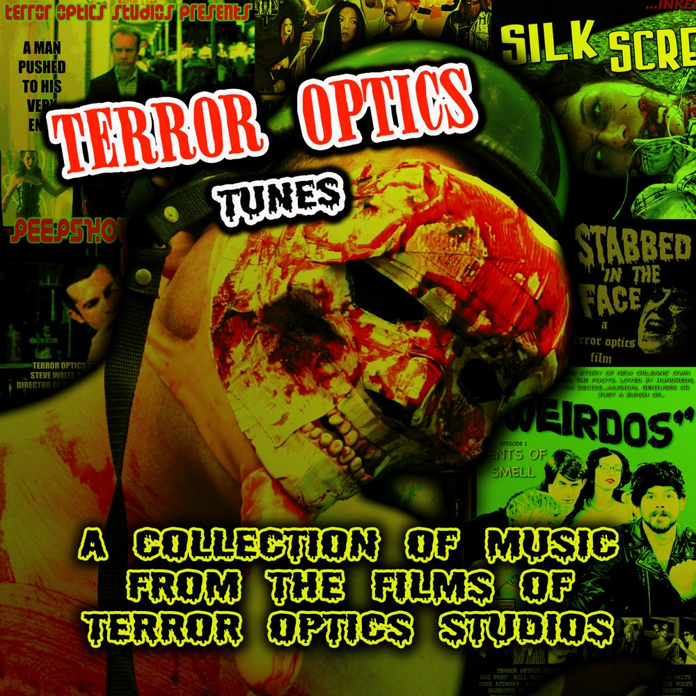 Image of Terror Optics Tunes Compilation CD