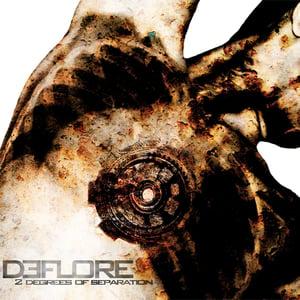 Image of Deflore - 2 Degrees Of Separation - [Digipak]
