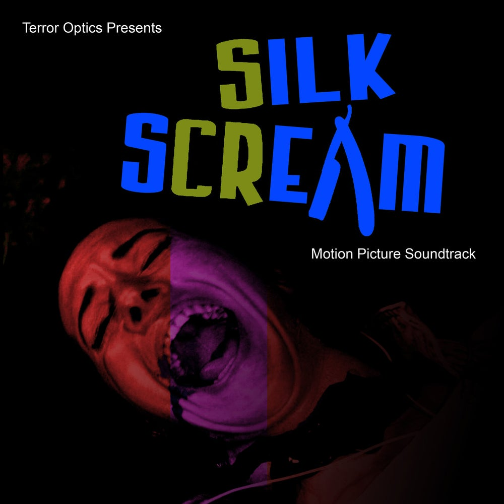 "Image of ""Silk Scream"" Soundtrack 2-CD"