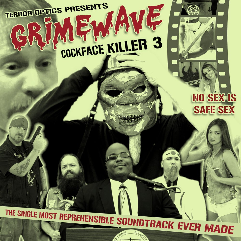 Image of Grimewave Soundtrack CD