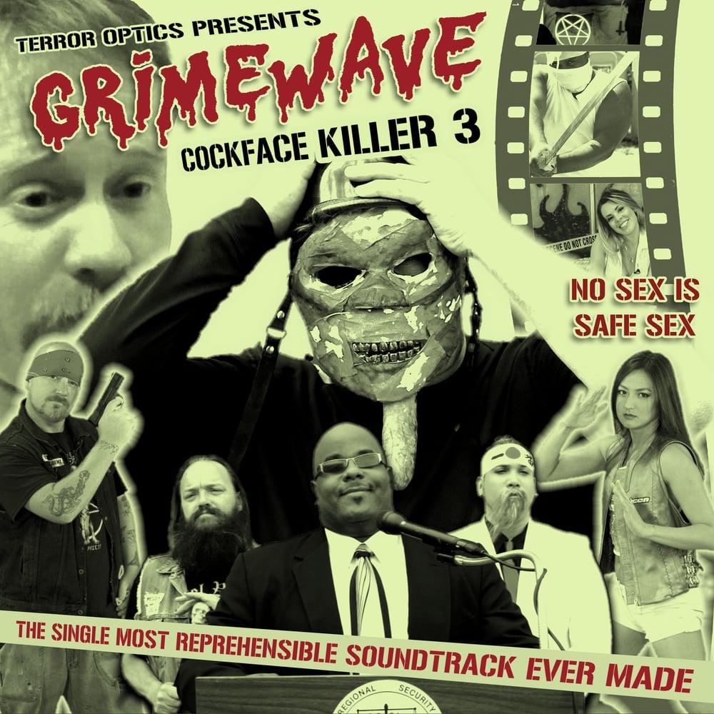 Image of Grimewave Soundtrack CD