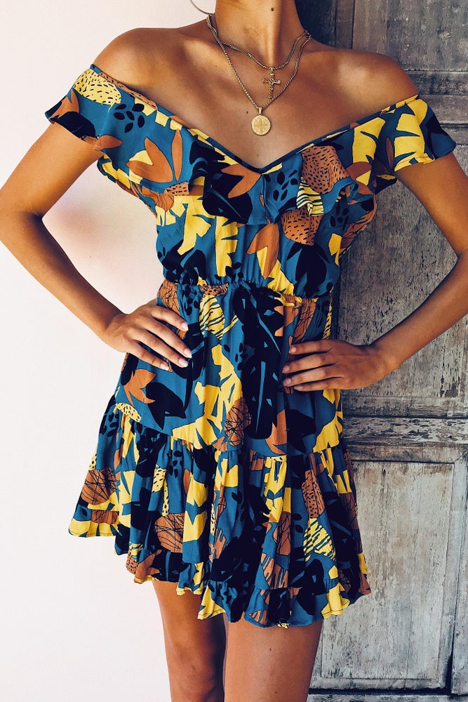 Image of CANCUN DRESS - COCOBANA