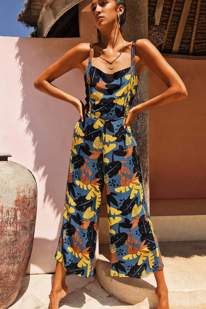 Image of JAGER JUMPSUIT - COCOBANA