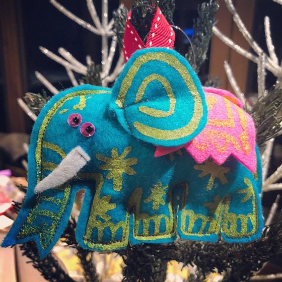 Image of Elephant Decoration