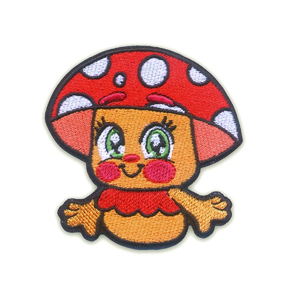 Image of Fun Gal Iron-On Patch