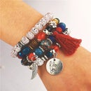 Image 5 of Boho Love Bracelet Set