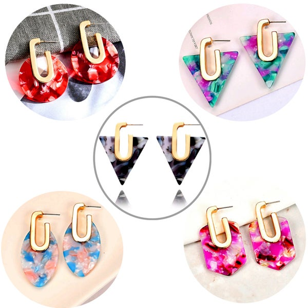 Image of Funky Town Earrings