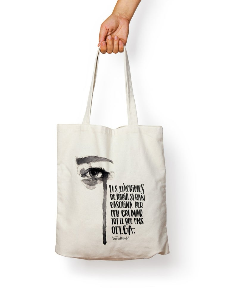 Image of TOTEBAG LLÀGRIMES