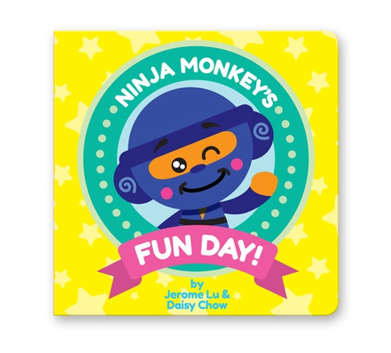Image of Ninja Monkey's Fun Day!