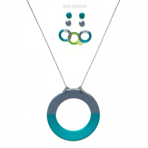 Image of Set náušnice & náhrdelník