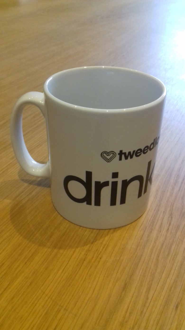 Image of TweedLove 'drink and ride' Mug