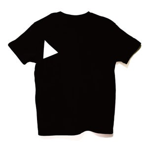 Image of S LOGO TEE (BLACK)