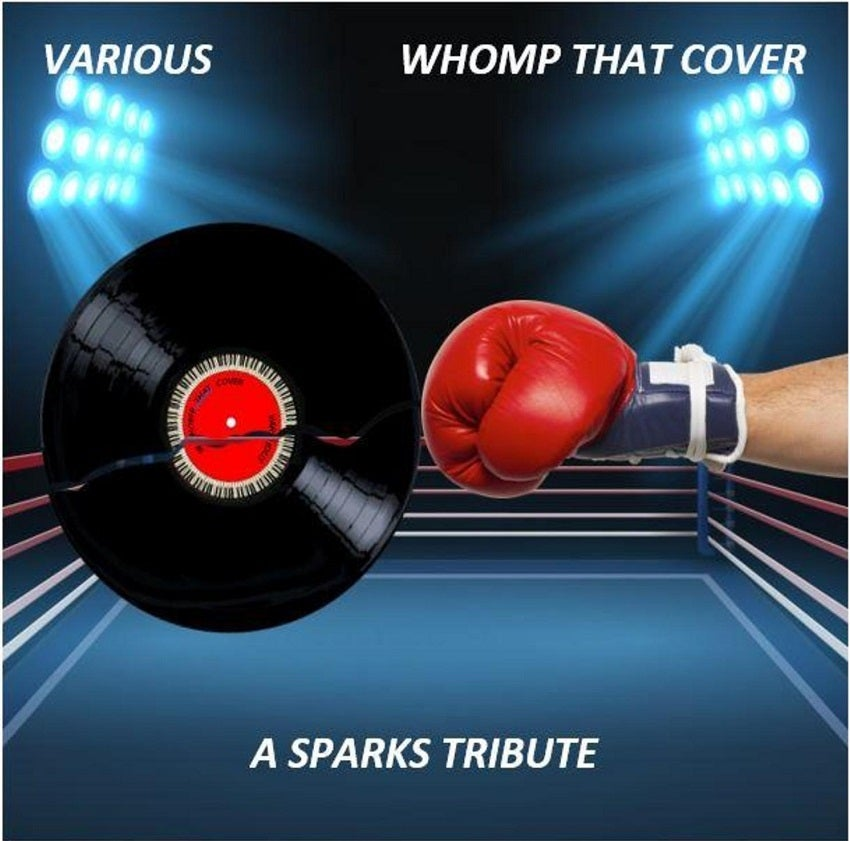 Image of Whomp That Cover - Charity CD