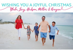 Image of Ingram Family Christmas Cards