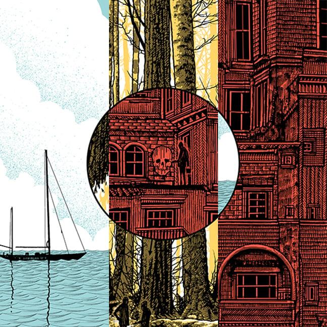 "Image of ""Stories"" - 3 print set"