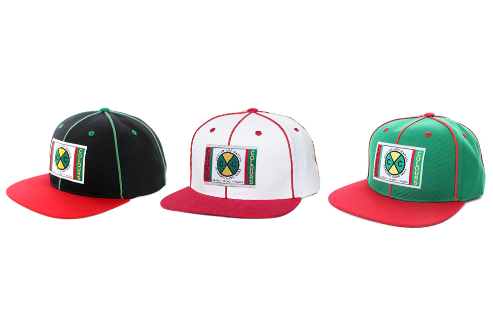 O WEAR® — Cross Colours - SOUTACHE SNAPBACK 66928131be6