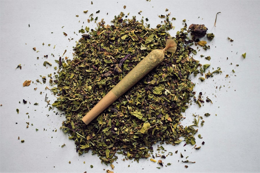 Image of Warrior | a pre-rolled herbal blend to relieve pain + muscle tension