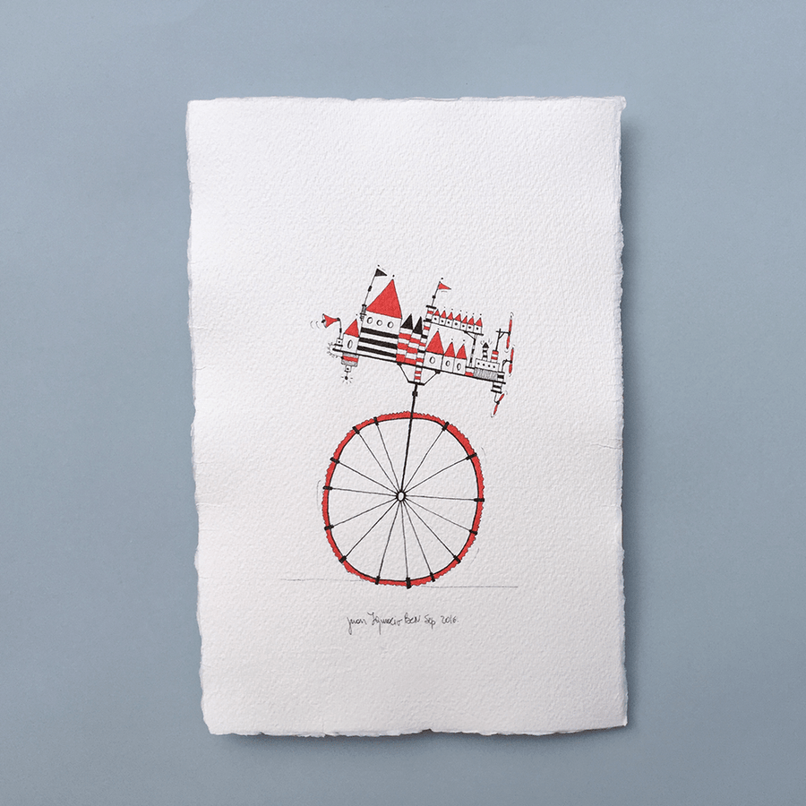 Image of Wheeled Casitas