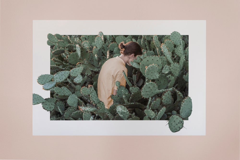 Image of Cactus Print (Overgrown Edition)