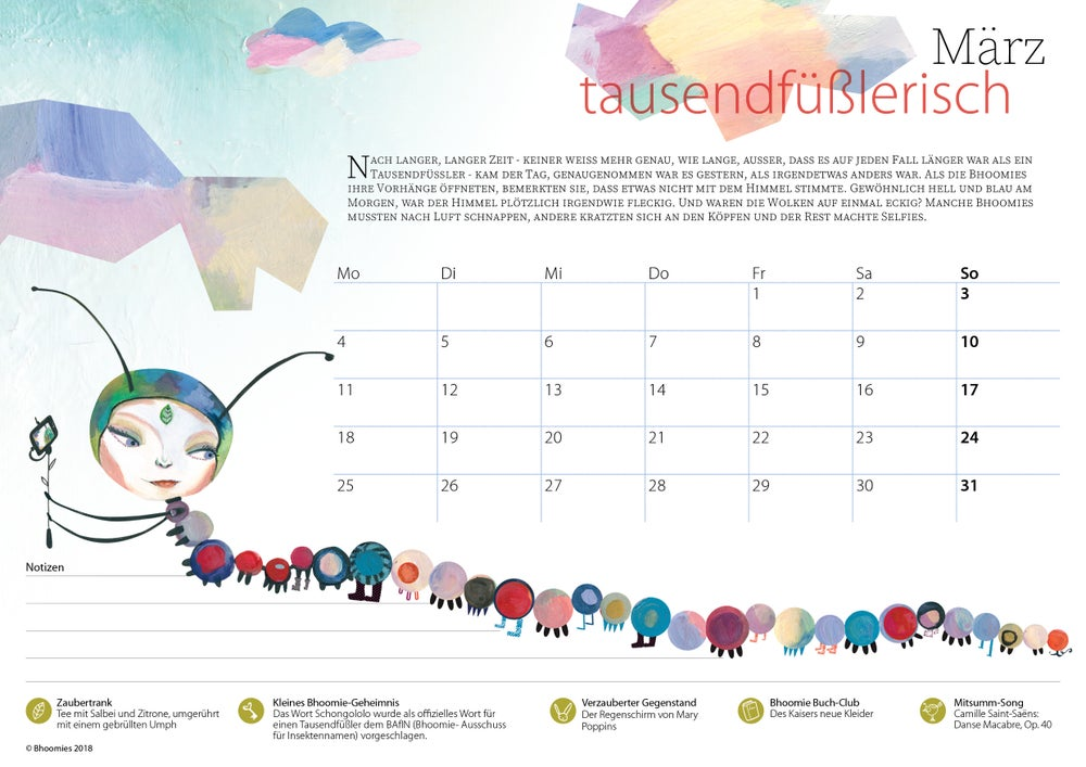 Image of Kalender 2019