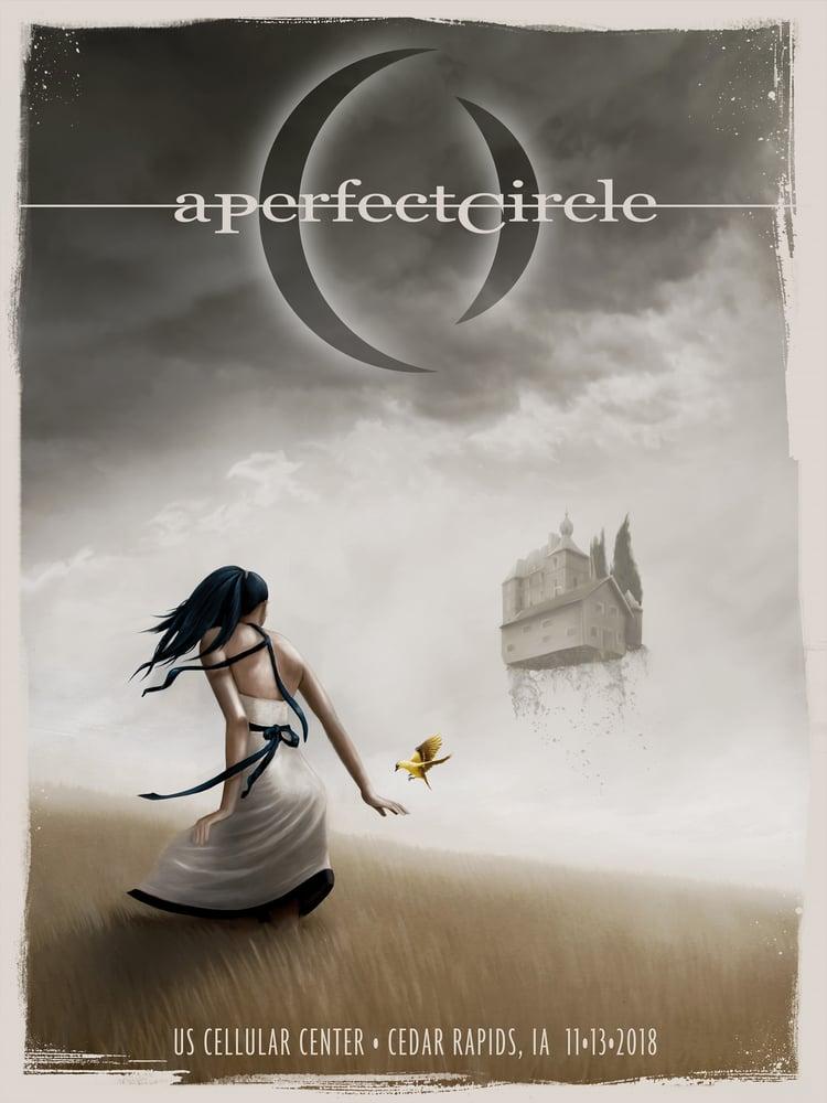 Image of A Perfect Circle - Cedar Rapids, IA