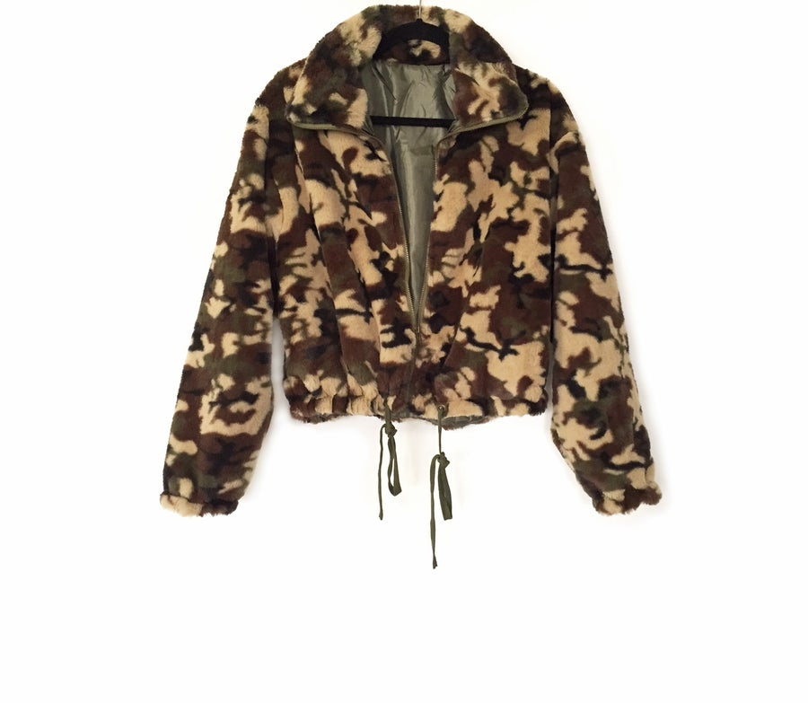 Image of Cozy Camo To Go