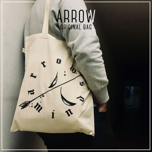 Image of Arrow Original (TOTE BAG)