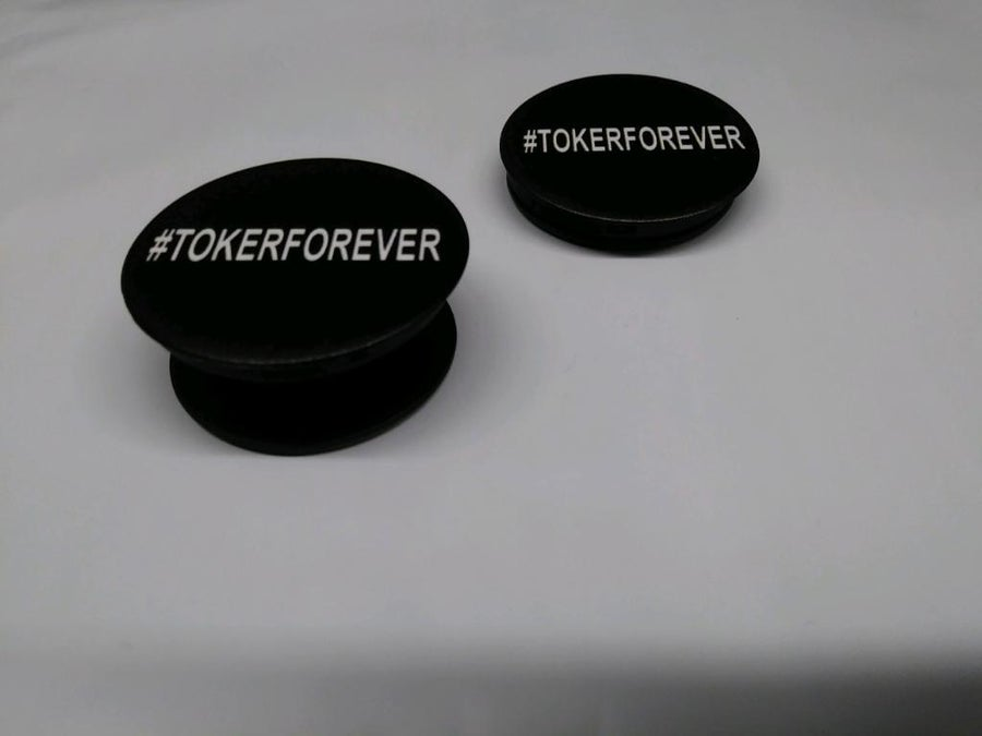 Image of BROWNSIDE/ #TOKERFOREVER POPSOCKETS