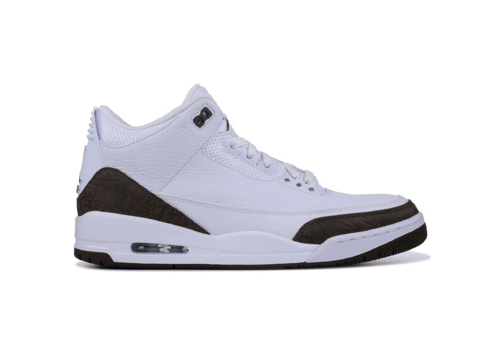 Image of [Pre-Order] Air Jordan 3 Retro Mocha 136064-122