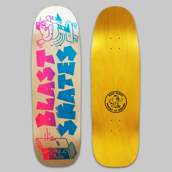 "Image of 9.5"" RAGIN' DECK"