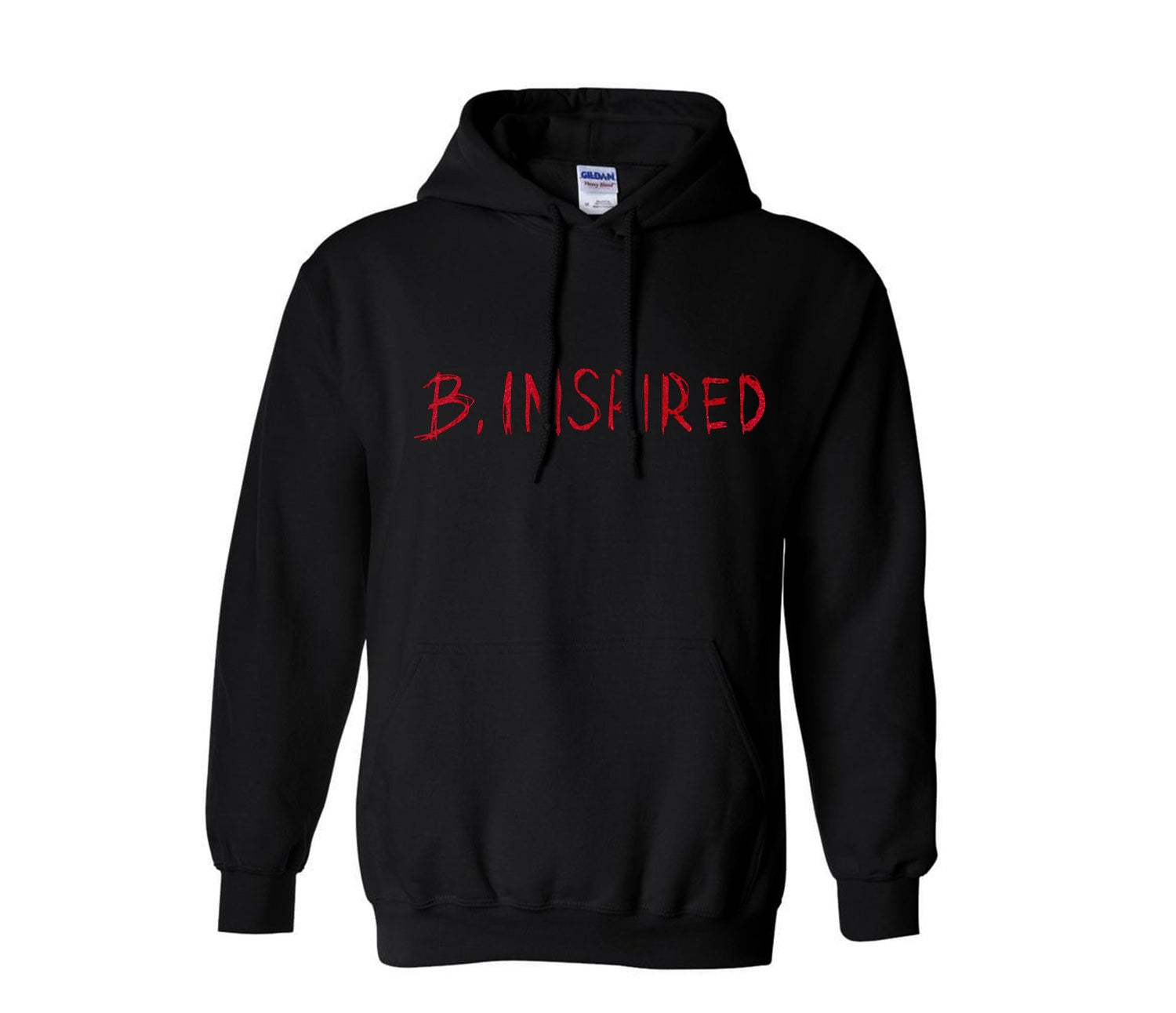 Image of B.Inspired Tour Hoodie