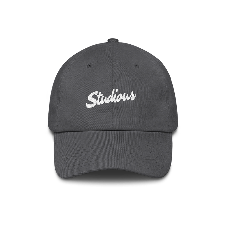 Image of Dark Grey Dad Hat