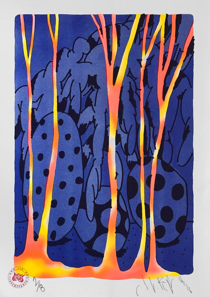 Image of Blue Forest