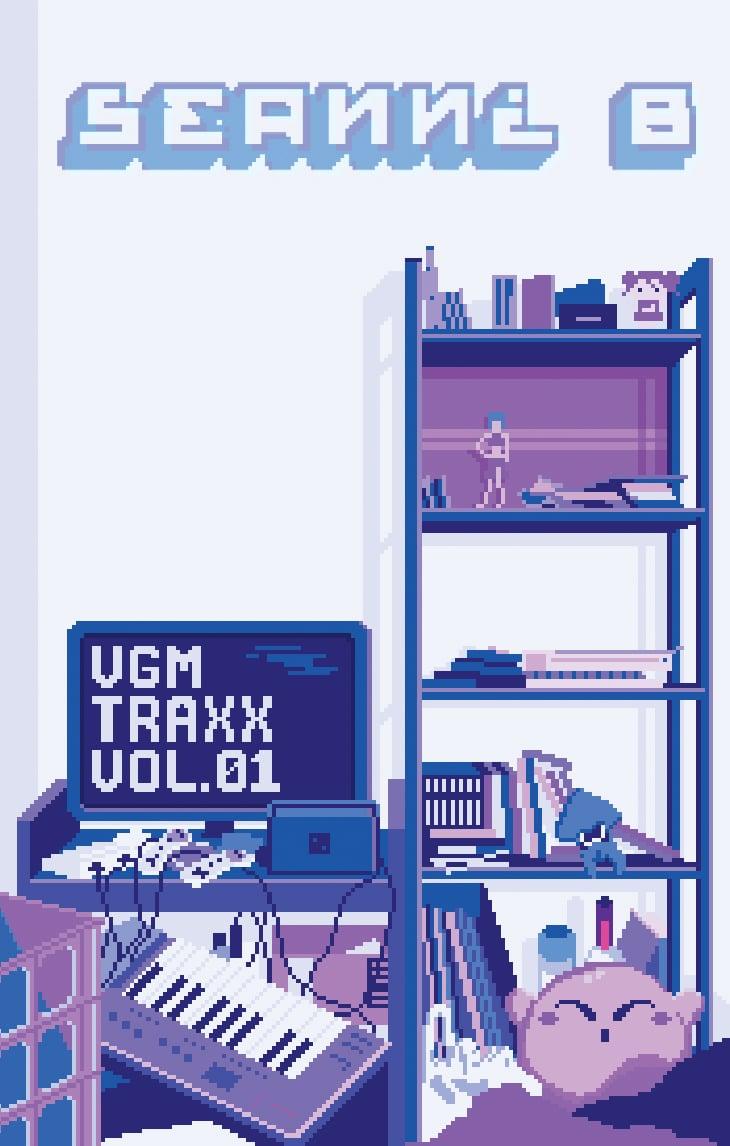 Image of Seanni B - VGM Traxx Vol. 1