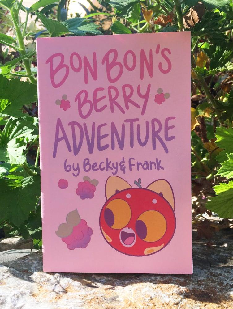 Image of Bon Bon's Berry Adventure: A Capture Creatures Story!