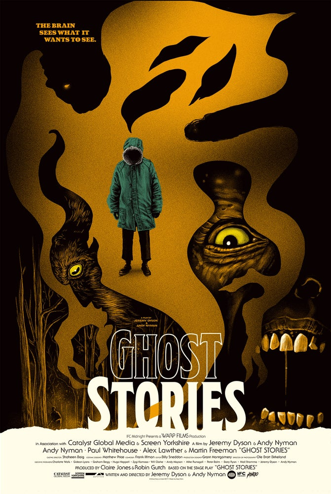 Image of Ghost Stories (orange variant)