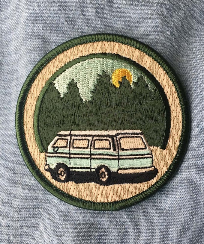 Image of Van Life Patch