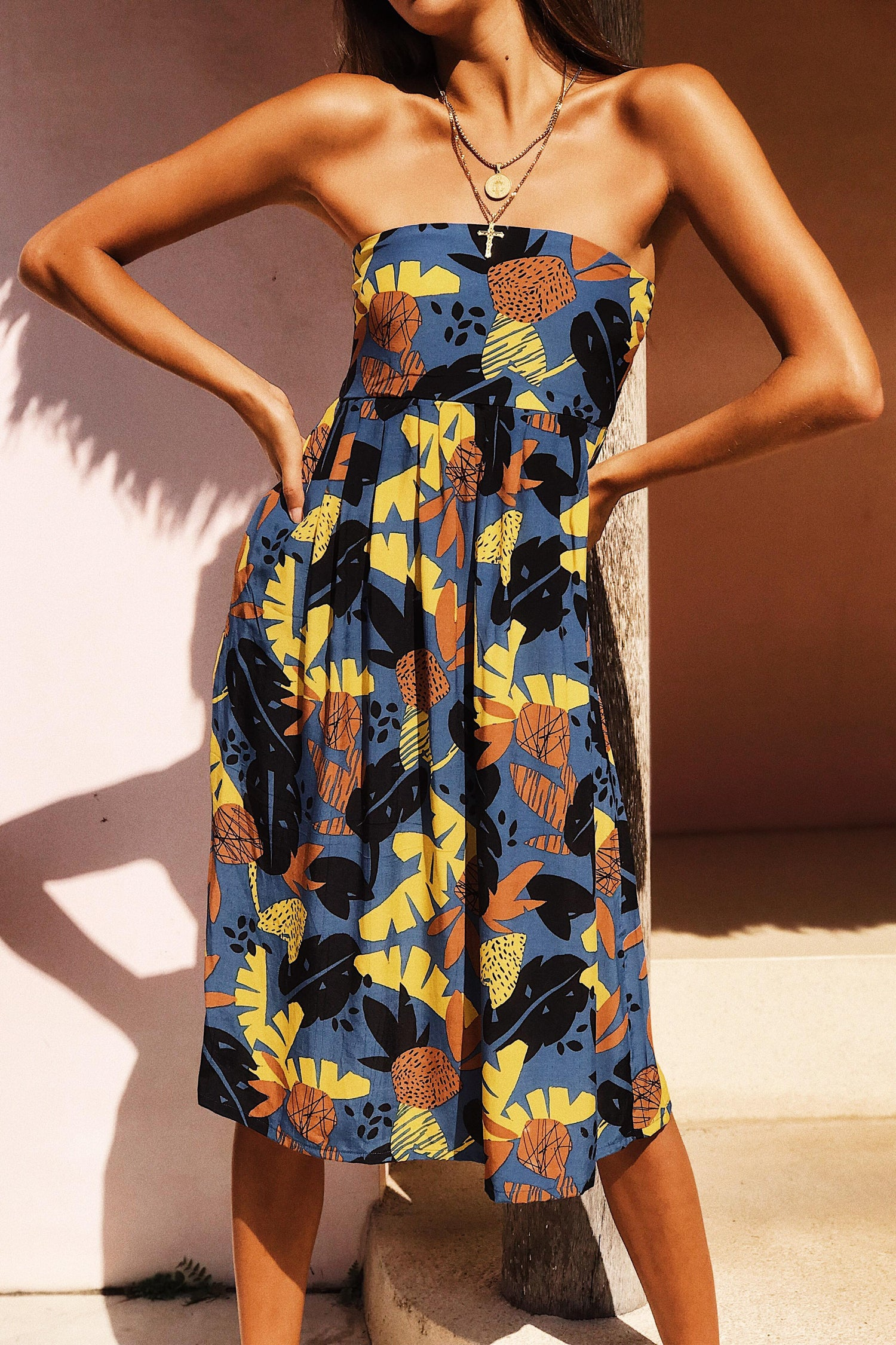Image of HANALEI DRESS - COCOBANA