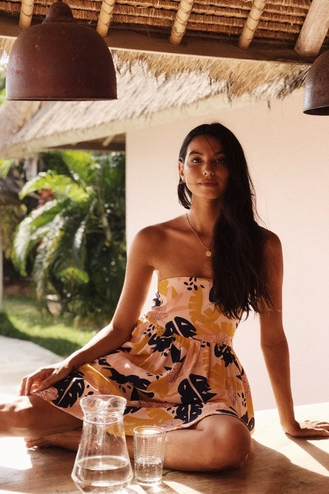 Image of HANALEI DRESS - FLORIPA