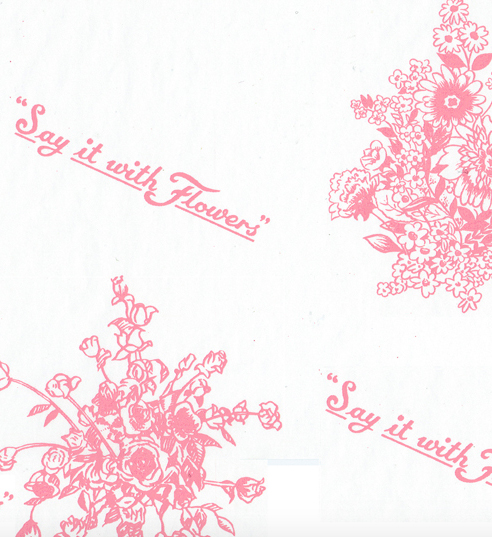 Image of Say it with flowers