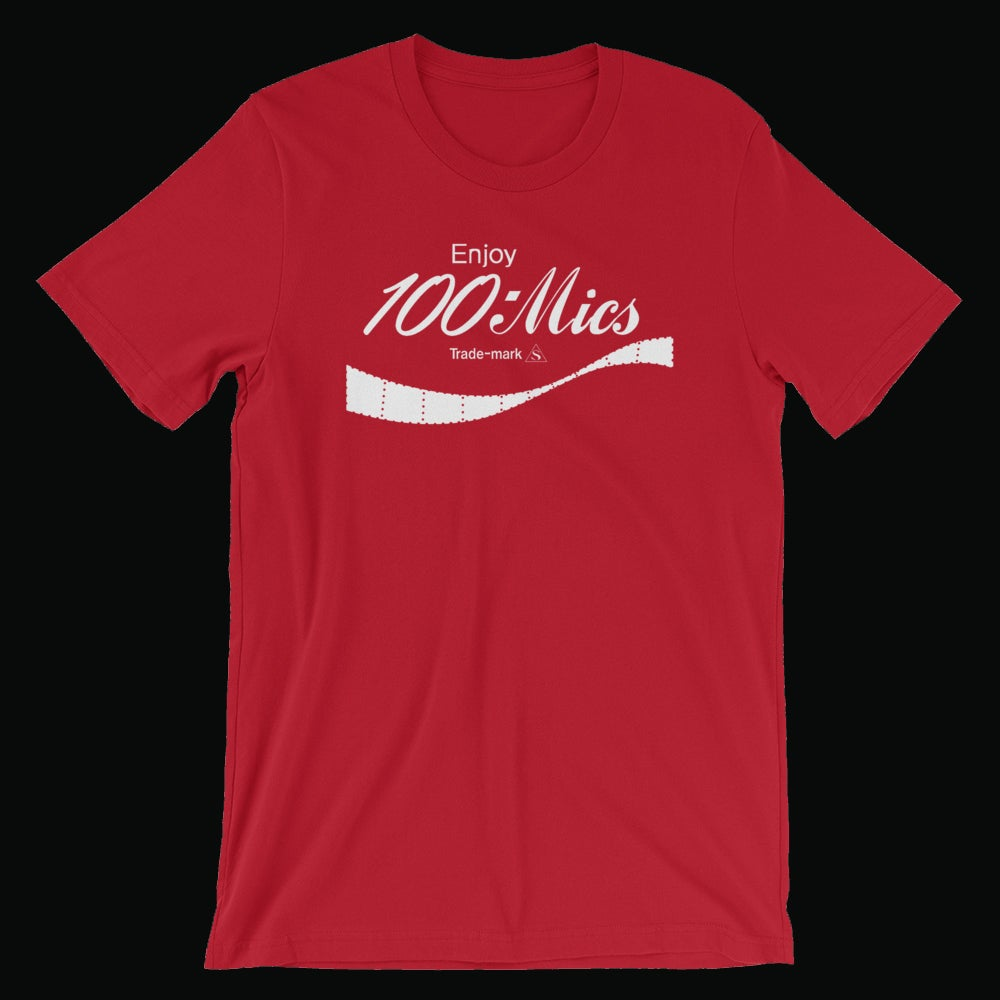 Image of Enjoy 100mics Mens Tee