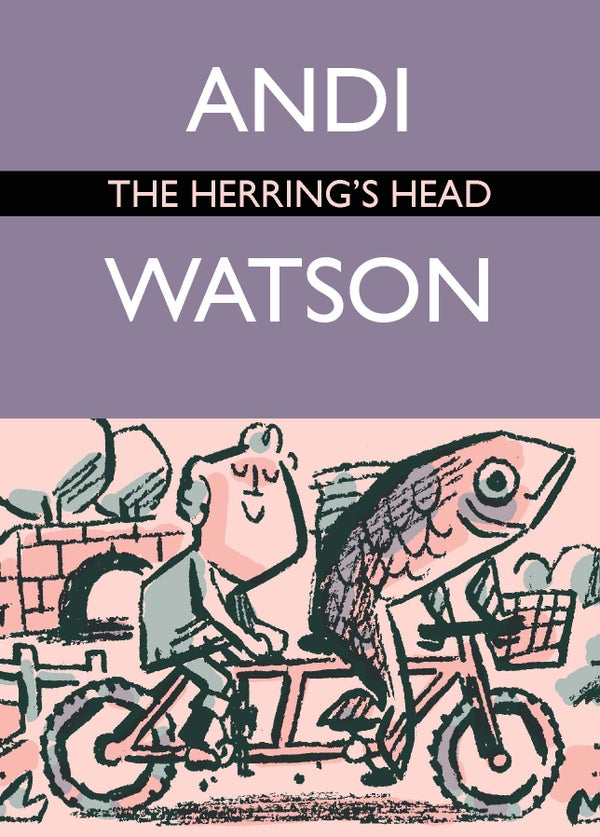 Image of The Herring's Head mini comic